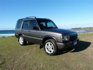 2003 Land Rover Discovery Series II SE (4x4) 4 Speed Automatic Wagon Fairy Meadow Wollongong Area Preview