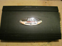 MTX Thunder 405 5-channel amplifier