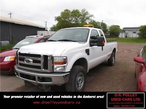 2009 Ford Super Duty F-250 SRW XL