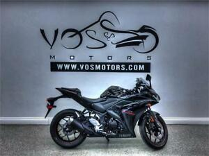 2018 Yamaha R3 ABS- V2925NP- No Payments For 1 Year**