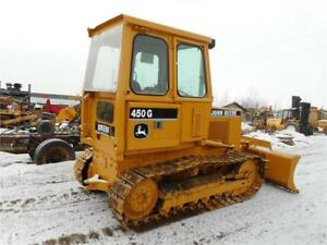 John Deere 450 | Buy or Sell Heavy Equipment in Alberta