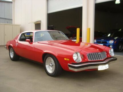 1974 Chevrolet Camaro Red 3 Speed Automatic Coupe Brompton Charles Sturt Area Preview