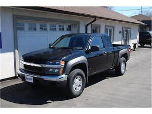 2007 Chevrolet Colorado LT 4x4