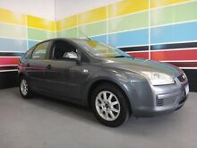 2006 Ford Focus LS CL Grey 5 Speed Manual Hatchback Wangara Wanneroo Area Preview