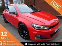 2016 Volkswagen Scirocco 1.4 GT TSI BLUEMOTION TECHNOLOGY 2d 123 BHP Excellent S