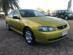 2002 Ford Falcon XT Automatic Sedan Holtze Litchfield Area Preview