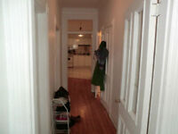 Spacious 4 1/2 in Plateau Mont-Royal