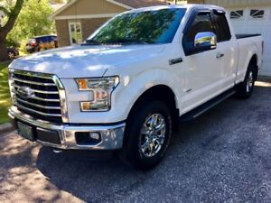 2016 F150 super low mileage extended cab XTR