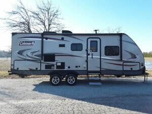 Coleman and Forest River Travel Trailers and Utility trailers