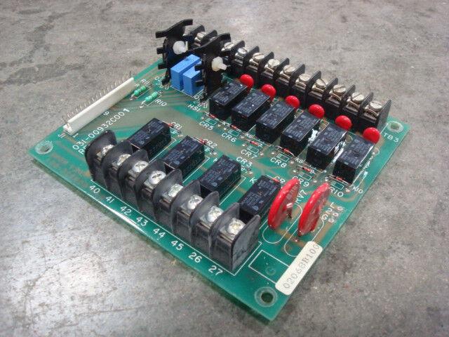 USED York 031-00932C001 I/O Communication Board