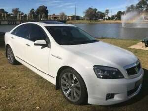 2014 Holden Caprice V Automatic Sedan Forbes Forbes Area Preview