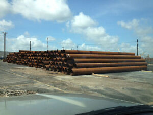 Surplus Bare Steel Pipe