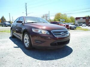 FINANCE IT! 2010 TAURUS SEL! , ALBERTA CAR - NO RUST ! NEW TIRES