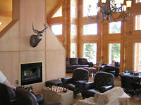 Trophy Hunting and Fishing Lodge For Sale
