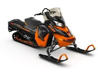 2016 Ski-Doo RENEGADE BACKCOUNTRY 600 H.O E-TEC (DÉM)