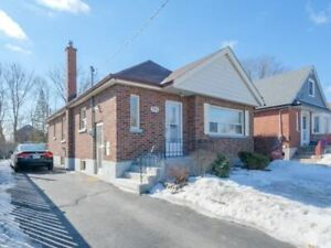 Investment Opportunity!  Close To All Amenities! 3+1Br Bungalow!