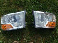 2009 and up Dodge Ram headlights