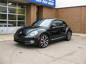 2013 Volkswagen Beetle Coupe Turbo R-Design + Accident Free