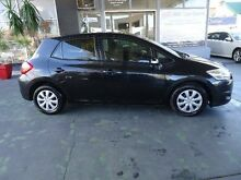 2012 Toyota Corolla ZRE152R MY11 Ascent Black 4 Speed Automatic Hatchback Hamilton Newcastle Area Preview