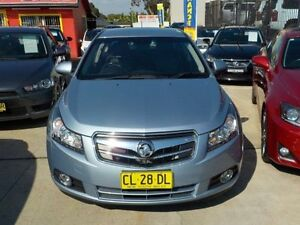2010 Holden Cruze CDX Blue Automatic Sedan Lansvale Liverpool Area Preview
