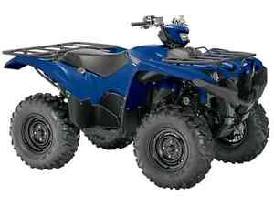 2016 YAMAHA GRIZZLY  700 EPS West Island Greater Montréal image 1