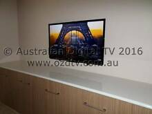 $150 Special. Wall Mount5 60 65 inch LED Digital TV Tarneit Wyndham Area Preview