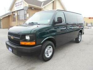 2013 CHEVROLET Express 2500HD Cargo Loaded Divider ONLY 91,000K