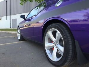 2010 SRT 8 Plum Crazy Challenger
