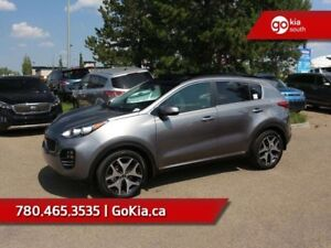 2019 Kia Sportage SX; FULLY LOADED,TURBO, AWD, PANO ROOF, NAV, H