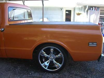 1973-87 Chevy/GMC C Series 6' Short Bed Hatch Style Tonneau by Craftec Covers  ()