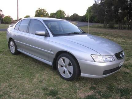 2003 HOLDEN COMMODORE VY BERLINA