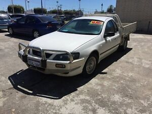 2007 FORD UTE FOR TRADIE/WORKMAN IN IMMACULATE CONDITION Maddington Gosnells Area Preview