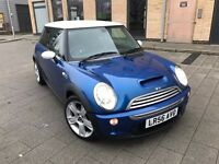 MINI Hatch,2006, 1.6 ,*SPORT*Cooper,Petrol2006,1 OWNER,SERVICE HISTORY,2 KEYS,XENON LIGHT,HPI CLEAR