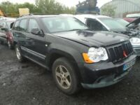 jeep cherokee 3.7 v6 auto 2009 breaking for spares