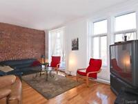 Large 4 bdrm Condo for sale LE PLATEAU