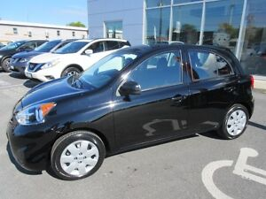 2015 NISSAN MICRA SV FULL PWR PACKAGE 4.4% 84 MONTHS Cornwall Ontario image 2
