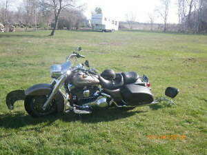 Road King Custom 2004