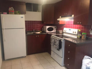 Prime Location - Mississauga - Clean & Bright Basement for Rent