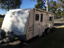 CARAVAN FOR HIRE NSW - 2010 Jayco Expanda 17.56-2 Tourer Stanhope Gardens Blacktown Area Preview