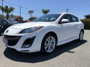 2009 Mazda 3 BL10L1 SP25 Activematic White 5 Speed Sports Automatic Hatchback Carseldine Brisbane North East Preview