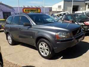 2004 Volvo XC90 P28 MY04 T6 Grey 4 Speed Sports Automatic Wagon North St Marys Penrith Area Preview
