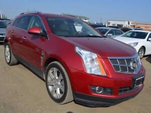 2010 Cadillac SRX Premium Collection 4dr All-wheel Drive