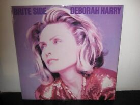 Five Debbie Harry 12 inch Vinyl Singles