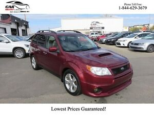 2010 Subaru Forester 2.5 XT Limited AWD w/ NAVI, REMOTE STARTER,