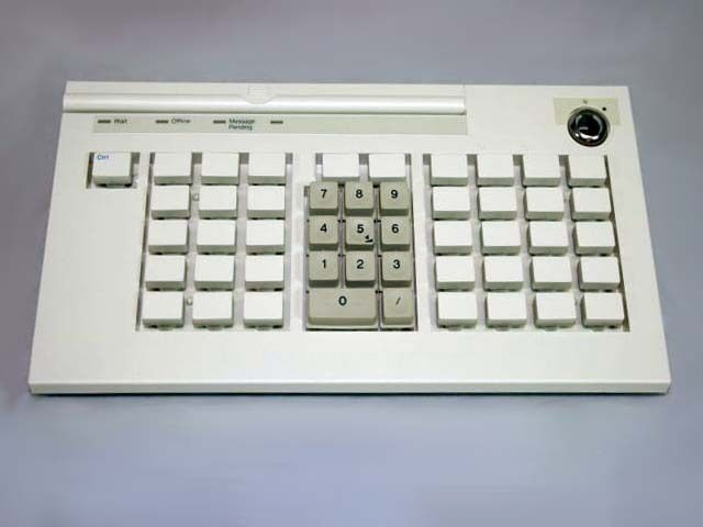 IBM 469x-3320 Point of Sale Keyboard (92F6320/ 93F1918)