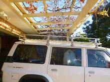 Full length ALLOY roof rack for Nissan Patrol 1994 to late model Lake Cathie Port Macquarie City Preview