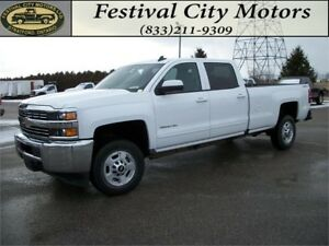 2017 Chevrolet Silverado 2500HD LT Long Box CERTIFIED