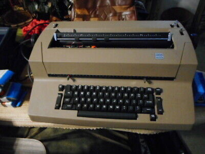 Ibm Selectric Ii-correcting - Working - 4 Cartridges - 4 Heads - Local Pu Only