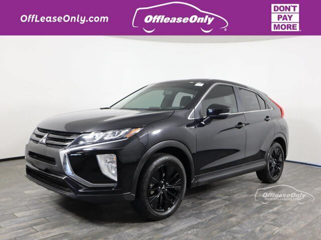 Off Lease Only 2020 Mitsubishi Eclipse Cross LE FWD Intercooled Turbo Regular Un