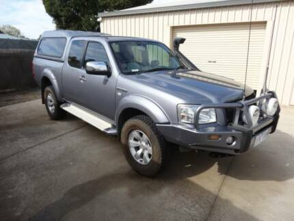 2007 Ford Ranger Ute Maryborough Central Goldfields Preview